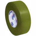 """Tape Logic® Duct Tape, 2"""" x 60 yds, 10 Mil, Olive Green - 3/PACK"""