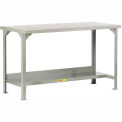 Little Giant®  Welded Workbench w/Lower Shelf, 24 x 48