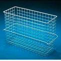 Freezer Basket Divider for Commercial Glass Top Merchandiser