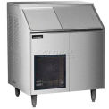 Ice Maker W/Bin, Flake-Style, 213 Lb Bin Storage Cap, Approx 472 Lb Production Flake Style