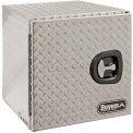 Buyers Aluminum Underbody Truck Box w/ Barn Door - 18x18x24 - 1705200