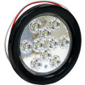 "4"" Round 10 LED Clear Backup Light - 5624310"