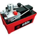 BVA Hydraulics Double Acting Treadle Pump PA1500M, Air Actuated Hydraulic Pump W/4-Way Control Valve