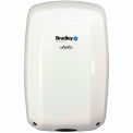 Bradley Aerix Automatic Sensor Hand Dryer, Surface Mount White Steel - 2901-287300
