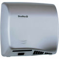 Bradley Aerix Automatic Sensor Hand Dryer, Surface Mount Satin Stainless Steel - 2902-287400