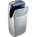 Bradley Aerix+ Automatic Sensor Hand Dryer, Surface Mount Silver Plastic - 2921-S00000