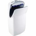 Bradley Aerix+ Automatic Sensor Hand Dryer, Surface Mount White Plastic - 2921-W00000