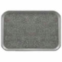 "Versa CamTray®, Rectangular, 15"" x 20"", Dishwasher Safe, Pearl Gray with Titan, EcoSafe"