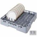 """Cambro PR314151 - Camrack  9 x 9 Peg Rack 2-5/8"""" Max. Height Soft Gray NSF - Pkg Qty 6"""