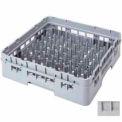"Cambro PR500151 - Camrack  9 x 9 Peg Rack With 1 Extender 4-1/4"" Max. Height Soft Gray - Pkg Qty 5"