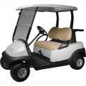 Classic Accessories Fairway Golf Car Seat Cover Terry Cloth, Khaki - 40-029-015801-00