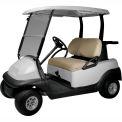 Classic Accessories Fairway Golf Car Seat Cover Diamond Air Mesh, Khaki - 40-032-015801-00