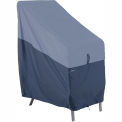 Classic Accessories Belltown Stackable Chair Cover 55-288-015501-00 Blue