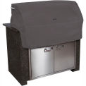 Classic Accessories Ravenna Built-In BBQ Grill Top Cover 55-325-025101-EC Small, Taupe