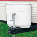 OverDrive RV Tank Cover - 30/7.5 Gallon, White