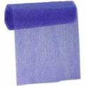"""Purolator® 240300042 Sewn Filter Panel Slip On/Service Rolls Slon 9-1/2""""W x 40""""H x 1/2""""D - Pkg Qty 12"""