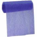 """Purolator® 240300072 Sewn Filter Panel Slip On/Service Rolls Slon 9-1/2""""W x 44""""H x 1/2""""D - Pkg Qty 25"""