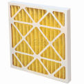 "Purolator® 5257402230 Standard Size Pleated Filters Hi-E 12""W x 24""H x 2""D - Pkg Qty 12"
