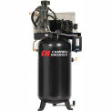Campbell Hausfeld Two-Stage Electric Air Compressor CE7050FP, 230V, 5HP, 1PH, 80 Gal