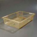 "Carlisle 10621C22 - Storplus™ 8.5 Gallon Box 26"", 18"", 6"", Yellow - Pkg Qty 6"