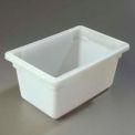 """Carlisle 1063202 - Storplus™ 5 Gallon Box 18"""", 12"""", 9"""", White - Pkg Qty 6"""