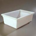 """Carlisle 1064202 - Storplus™ 12.5 Gallon Box 26"""", 18"""", 9"""", White - Pkg Qty 4"""