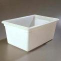 """Carlisle 1064302 - Storplus™ 16.6 Gallon Box 26"""", 18"""", 12"""", White - Pkg Qty 3"""