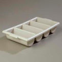 "Carlisle 107123 - Save-All™ Silverware Tray 21-1/4"", 11-1/2"", 3-3/4"", Grey - Pkg Qty 6"