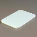 """Sparta® Cutting Board Pack 6"""", 9"""", 1/2"""" - White - Pkg Qty 6"""