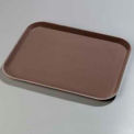 "Griptite™ Rectangular Tray 18"", 14"", 27/32"" - Toffee Tan"