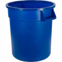 Bronco™ Waste Container 32 Gal - Blue