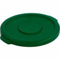 Bronco™ Waste Container Lid 44 Gal - Green - Pkg Qty 3