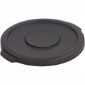 Bronco™ Waste Container Lid 44 Gal - Grey