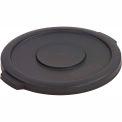 Bronco™ Waste Container Lid 55 Gallon - Gray 34105623
