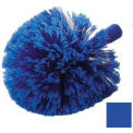 Carlisle® Flo-Pac® Round Duster With Soft Flagged PVC Bristles 36340414, Blue - Pkg Qty 12