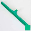 "Spectrum® Color-Coded One-Piece Rubber Floor Squeegee 24"" - Green - 3656809 - Pkg Qty 6"