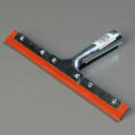 """Professional Double-Blade Rubber Squeegee W/ Zink Plated Handle 10"""" - 4007300 - Pkg Qty 12"""