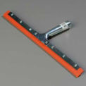 """Professional Double-Blade Rubber Squeegee W/ Zinc 14"""" - 4007400 - Pkg Qty 12"""