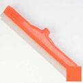 "Spectrum® Plastic Hygienic Squeegee 18"" - Orange - 4156724 - Pkg Qty 6"