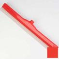 "Spectrum® Plastic Hygienic Squeegee 24"" - Red - 4156805 - Pkg Qty 6"