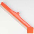 "Spectrum® Plastic Hygienic Squeegee 24"" - Orange - 4156824 - Pkg Qty 6"