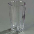 Lafayette® PC Tumbler 8 Oz. - Clear, Fluted