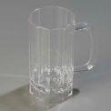 Carlisle 4396507 - Lexington™ Polycarbonate Mug 16 Oz., Clear - Pkg Qty 12