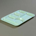 Left-Hand Heavy Weight 6-Compartment Tray - Variegated