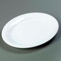 "Designer Displayware™ Wide Rim Oval Platter 17"" X 13"" - White"