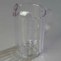Carlisle® Pitcher 32 Oz. - Clear