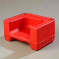Carlisle Booster Seat - Red - Pkg Qty 4