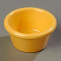 Smooth Ramekin 2 Oz. - Honey Yellow
