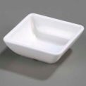 "Square Ramekin 2 Oz., 1-1/2"" x 1-3/16"" - White"