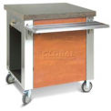"Dinex DXDCSD - Dinexpress® Cashier Stand W/ Drawer, 30""L x 30""D x 36""H, Stainless Steel"